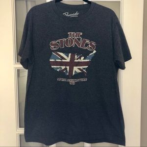 Stones graphic band tee